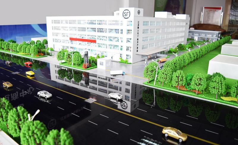 广州楼盘模型工程案例